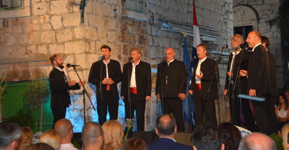 FDK Finale - Muški folklor