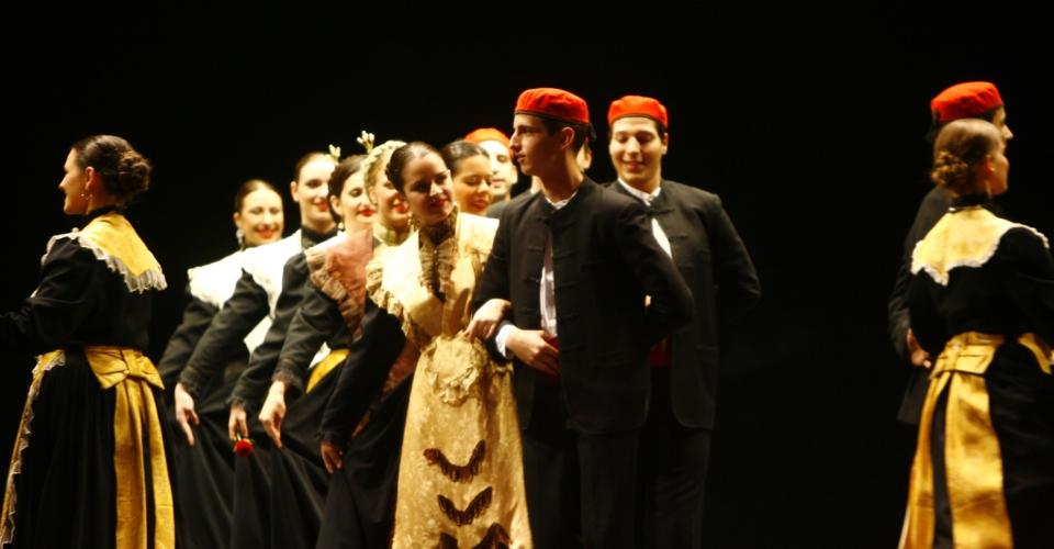 KUDZ Filip Devic Folklorni plesovi